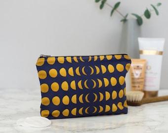 Moon Phase Wash Bag