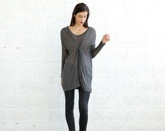 Pre Winter Sale 15% Love Dress, Dark Grey.
