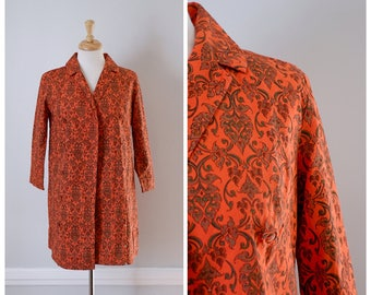 60s / 70s Double Breasted Jacket or Mini Dress
