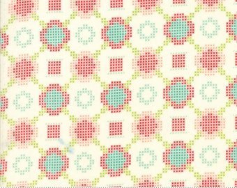 Handmade Cream 55144 18 by Bonnie and Camille for moda fabrics