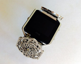 Fitbit Blaze, Fit Bit Blaze Bling Fitness Band Charms Jewelry Accessories