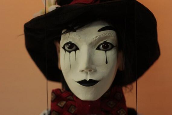 Resultado de imagen para marionetas y mimos