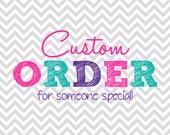 Order for Deborah L.