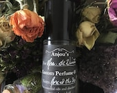 Custom Perfume Oil ~ Perfume Roller with Notes of Your Choic ~ Bohemian Spring Scent Floral Woodsy Spice Musk Citrus Aromatherapy