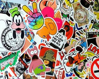 Vinyl Stickers Lot 10pcs pick your themes