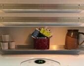 INDUSTRIAL KITCHEN SHELVES - Aluminum Wall Storage Shelf