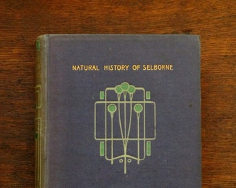 1900s book The Natural History of Selborne by Rev. Gilbert White