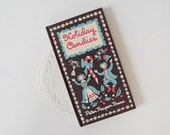 Holiday Candy Recipe Book 1950's Pauper Press Holiday Candies Cookbook, Christmas Gift