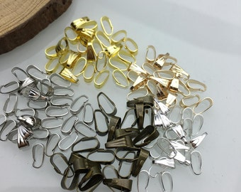 200pcs  The Hang  Antique Bronze Retro Pendant Charm For Jewelry Bracelet Necklace Charms Pendants C8429-C8430