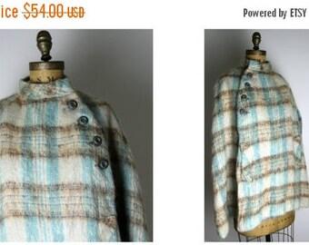 on sale 1970s Mohair Cape