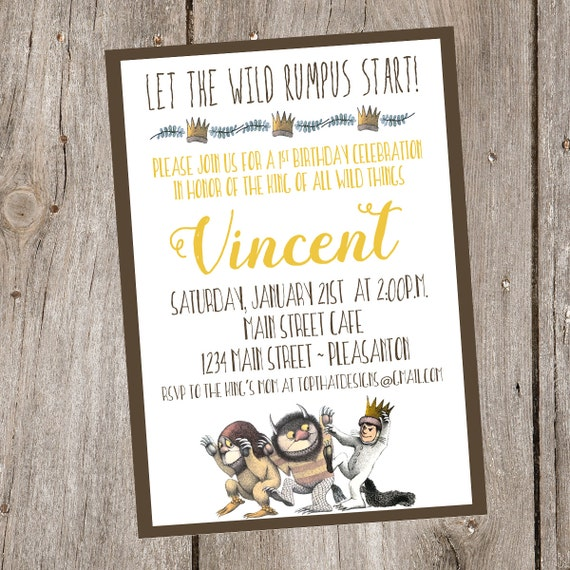 Favorite Things Party Invitation as amazing invitations example