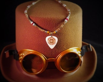 Sgt. Pepper's LHCB Pick Necklace (Free US Shipping)