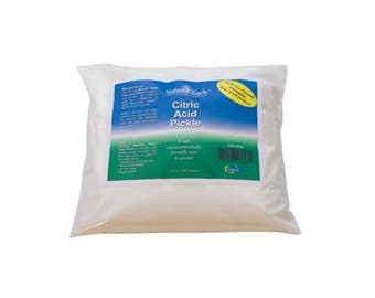 Nature's Touch Citric Acid Pickle Refill 2LB. Pkg. Environmentally Friendly- The Safe Pickle - Jewelry Soldering