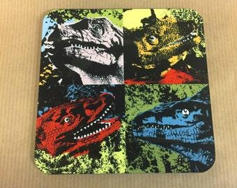 Crystal Palace Dinosaur Coaster