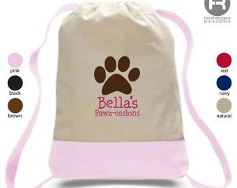Dog Backpack - Personalized Dog Bag