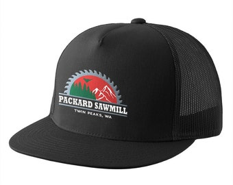 Twin Peaks' Packard Saw Mill, Trucker Hat