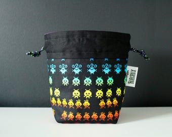 Dice Bag ~ Space Invaders
