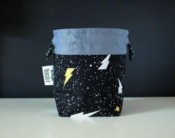 Dice Bag ~ Lightning