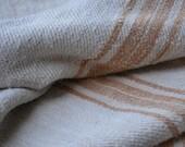 Linen Grain Sack Fabric, Vintage French Grain Sack, Vintage Home Decor, Vintage Supplies