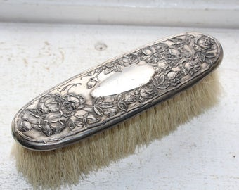 Antique Victorian Hair Brush