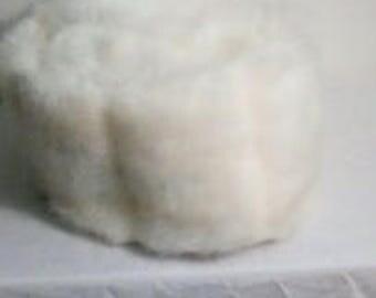 Mr Hi's White Fur Hat