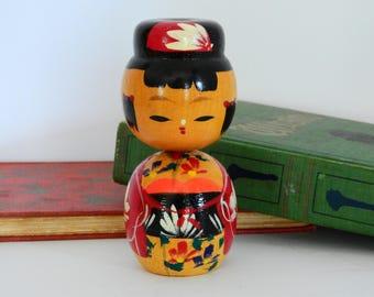 Creative Kokeshi Doll