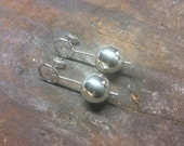 925 sterling silver earring with 12.0 mm ball price for 12 pairs earring