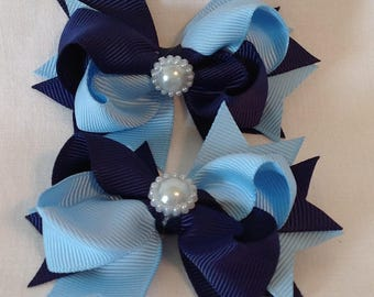 Boutique Hairbows/Baby Hairbows/Girls Hairbows/Basic Hairbows/