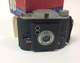 Vintage Ansco Flash Clipper with Original Box