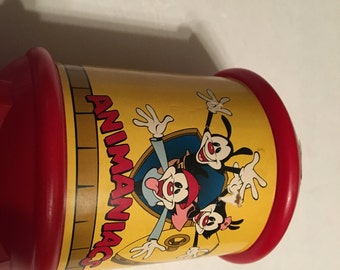 1994 animaniacs plastic bank