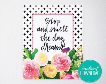 Day Dreams Printable