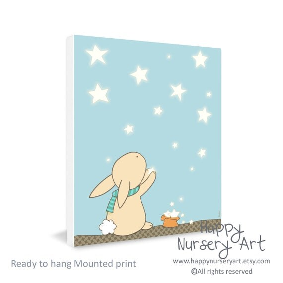 Baby Boy Nursery Decor, poster for babies nursery, picture for the nursery,boys girls wall art, decorate child's room, baby room artwork