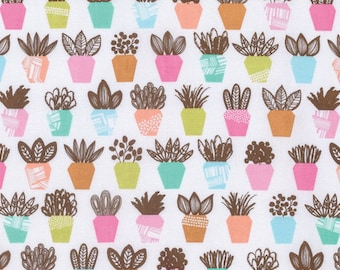 Intermix by Erin McMorris for Free Spirit - Terra - Petal - FQ - Fat Quarter - Cotton Quilt Fabric 117