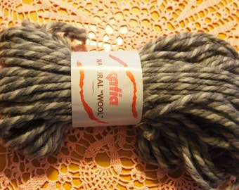 Katia Natural Wool col. 88 - SALE - only 5.99 USD