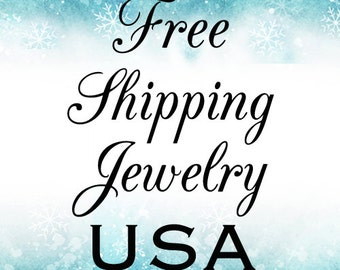 FREE SHIPPING Jewelry US