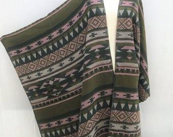 Plus size clothing, best selling items, gift for women gift, winter wraps shawls ponchos, kimono cardigan, PiYOYO