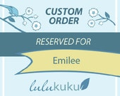Custom Listing for Emilee - Woodland Nursery Birch Tree Wall Decal plus Birch Trees with Deer and Buck plus 2 additional Trees