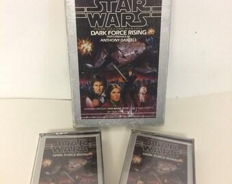 Star Wars Volume 2 Dark Force Rising Cassette Audiobook