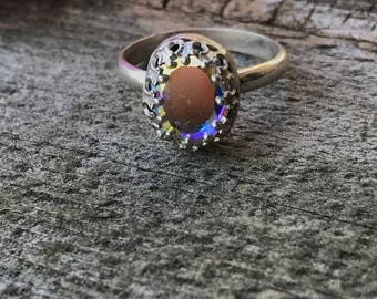 Mini Mirror Mirror Ring