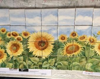 Porcelain Tile Wall Mural