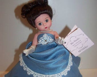 Blue Danube Madame Alexander 8 in doll mint