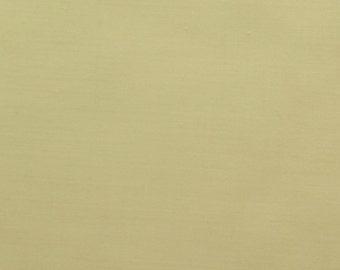 60 Inch Poly Cotton Broadcloth Banana Yellow Fabric by the yard - 1 Yard