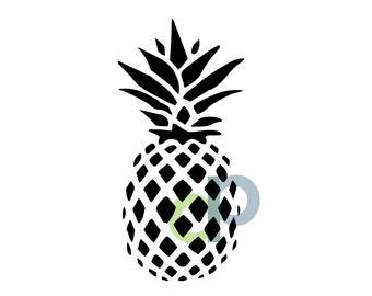 Pineapple-SVG file