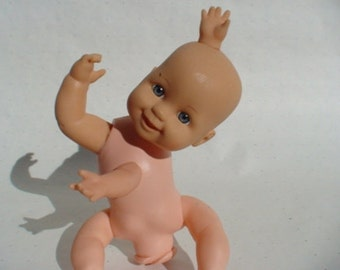 """Seven Armed Baby - Film Prop in the Rebel Mouse Film """"The Crying Baby Mystery"""""""