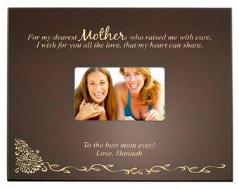 Mothers Love Engraved Treasure Keepsake Box