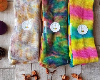 sock blank, hand dyed sock blank, marbled sock yarn, bright sock yarn, 4ply sparkle sock blank, stripped sock blank, sock knitting, socks.