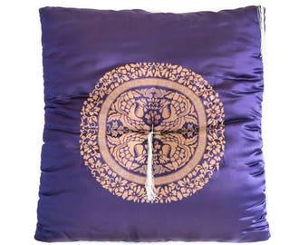 Large Asian Floor Pillow
