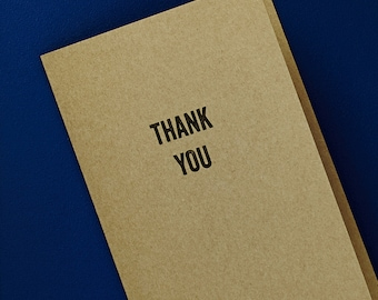 Tag Design Thank You cards