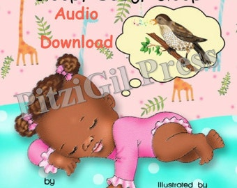 Audio File Harmony--Lullaby--Sleep, Baby, Sleep--MALE & FEMALE harmony