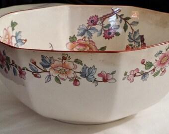 Steubenville China Vintage Vegetable Serving Bowl